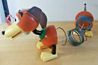 TOY STORY kids Collectable slinky dog with Wheels