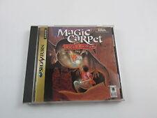 Magic Carpet Segasaturn Japan Ver Sega Saturn