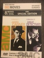 James Cagney  Great Detective Classics (DVD, 2003)