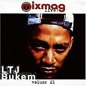 LTJ BUKEM - MIXMAG LIVE!, VOL. 21 NEW CD