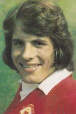 Foto de fútbol > Jim Holton Man Utd 1973-74