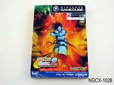 Capcom vs SNK 2 EO Gamecube Japanese Import Nintendo GC NGC Japan JP US Seller B