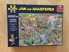 JUMBO JAN VAN HAASTEREN CHILDREN'S BIRTHDAY PARTY 1000 PIECES JIGSAW PUZZLE