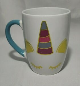 "Unicorn Mug Cup ""TODAY I CHOOSE TO BE A UNICORN"" 13oz Coffee Tea"