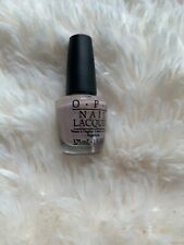 Opi Nail Polish Lacquer 1/8 Fl Oz Tickle France-y Taupe Khaki