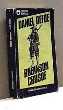 ROBINSON CRUSOE - D. Defoe [Libro, Tascabili Bompiani edit]
