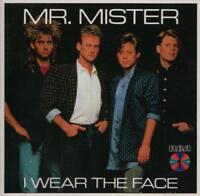 I Wear the Face by Mr. Mister (CD, RCA 1986) Like NEW! OOP!