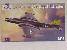 1:144 Amodel #1431 - B-57A / RB-57A Canberra Night intruder   NEU !