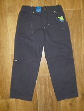 BNWT BOYS SIZE 4 TOY STORY PANTS ADJUSTABLE WAIST + LEG CUFFS - NEW