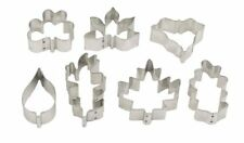 Mrs. Anderson`s Baking Cookie Cutter Set, Leaves , New, Free Shipping