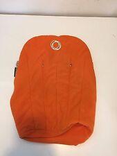 Bugaboo Chameleon Kinderwagen Kleinkind Sitzbezug Orange Fleece Stoff Liner Soft