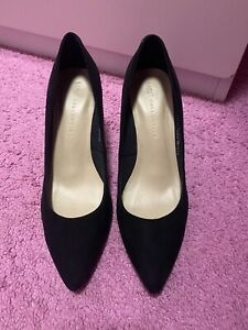 M&S Collection Insolia Size 5 Black Shoes