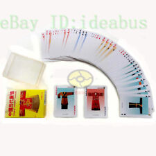 Educational Playing card/Poker 54 cards of The Chinese Ancient Dress Clothes