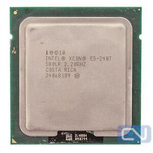 Intel Xeon E5-2407 2.2 GHz 10 MB 6.4GT/s SR0LR LGA1356 B Grade Server CPU