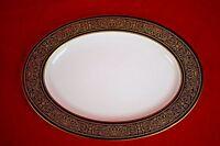 "Mikasa Mount Holyoke - 15"" oval serving platter"