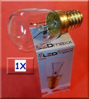 Backofenlampe 40W E14 Glühlampe 40 Watt bis 300° Leuschtmittel Glühbirne UVP