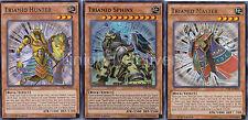 Triamid Budget Deck - Hunter - Sphinx - Master -  Dancer - 55 Cards - Yugioh -NM