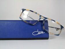 Cazal Glasses 649-766 Vintage Eye Frame Angular Design 90s Original Brand Gafas