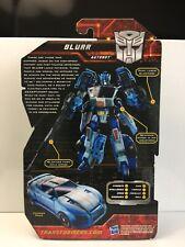 BLURR Transformers Generations Unopened/Sealed USA Seller