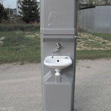 Waschbecken Wasserspender 20l mit Waschbecken Seifenspender Camping Garten Haus