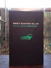 American Psycho Bret Easton Ellis Hardcover Bild Skandal German Translation.