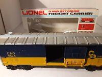 Lionel 6-9426 Chesapeake & Ohio Boxcar EX/Box