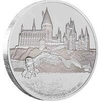 2020 HARRY POTTER™ - Hogwarts Castle 1oz Silver Coin
