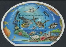WALLIS & FUTUNA - 2008 'PLANET EARTH' Miniature Sheet MNH SG935 [C1944]