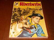 RIN TIN TIN RACCOLTA N. 25 CON POSTER  Ed. CENISIO ANNI 70 - MAGAZZINO !!