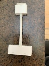 Apple Model A1388 OEM ORIGINAL 30-PIN to HDMI Adapter iPad iPhone Digital AV