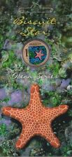 2007 $1 UNC Uncirculated Coin Ocean Series Biscuit Star Pentagonaster Duebeni