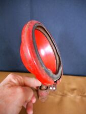 Vintage Tractor Light Housing Red Guide Lamp Housing Rat Rod