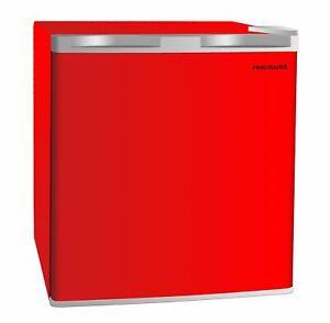 Frigidaire 1.6 Cu Ft Single Door Mini Fridge EFR115, Red