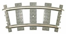 Falta Lego Ladrillos 2867 Tren Pista 9v Curvo
