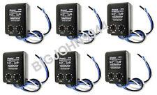 Six Pack X10 PRO XPFM Inline Fluorescent / Appliance Module Same As Leviton 6375