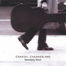 Serendipity Street by Chantal Chamberland (CD, Feb-2004, Chantal Chamberland)
