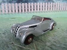 1/43 Walldorf  (Germany) BMW 327 cabriolet  White Metal