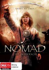 Nomad - The Warrior (DVD, 2008) Region 4 (VG Condition)