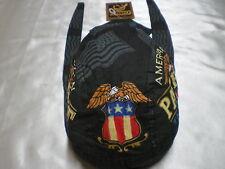 American Patriot Doo Rag Chef Hat Do Rag Bandanna Biker Capsmith Skullcap