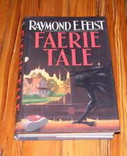 Raymond Feist - Faerie Tale - Hb/Dj 1st ed / 1st ptg 1988