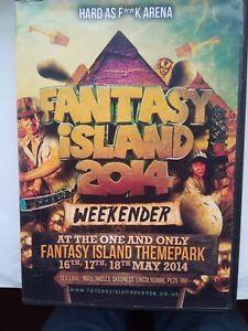 UPRISING- FANTASY ISLAND MAY 2014 WEEKENDER- HARD AS F**K ARENA 6 CD PACK