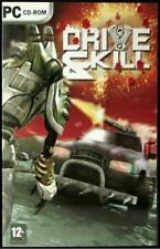 DVD405 - Videogioco PC - Drive and Kill