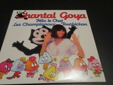 "CD NEUF ""FELIX LE CHAT / L'ALPHABET EN CHANTANT"" Chantal GOYA / 11 TITRES"