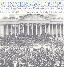Peter Janovsky - Winners and Losers: Campaign Songs 2 [New CD]