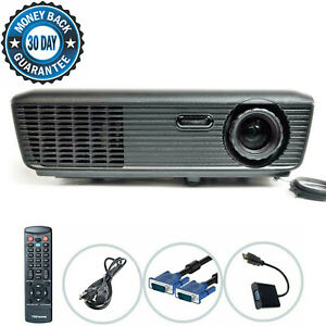 Optoma TX536 DLP Projector Portable 2800 Lumens HD 1080p HDMI w/adapter