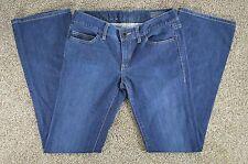 Calvin Klein Jeans Women's Boot Cut Denim Dark Blue Jeans Size 29 (29 X 33)
