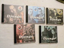 5-CD Set, Django Reinhardt, Swing in Paris, 1936-1940, Made in EEC, 1991, NM