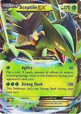 Pokemon Sceptile EX # XY53 Foil Holo Promo Normal/Regular Size Promo Card