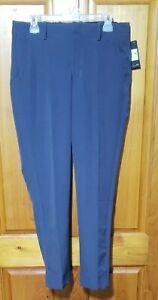 New Nike Flex Vapor Slim-Fit Dri-FIT Golf Pants 32 x 32 Mens Grey BV0273-015