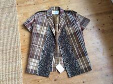 Max Mara silk jacket size 8 Uk, 40 It NEW